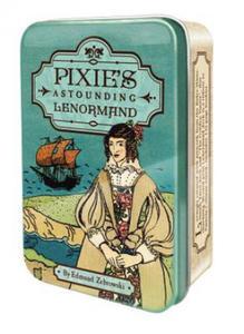 Pixie's Astounding Lenormand - 2826885930