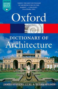 Oxford Dictionary of Architecture - 2854442133