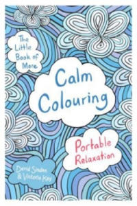 Little Book of More Calm Colouring - 2854435486