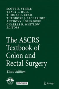 ASCRS Textbook of Colon and Rectal Surgery - 2854480003