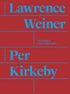 Per Kirkeby. Lawrence Weiner - 2849426842
