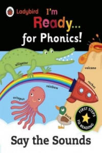 Ladybird I'm Ready for Phonics: Say the Sounds - 2854428492