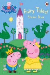 Peppa Pig: Fairy Tales! Sticker Book - 2826794632