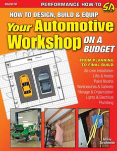How to Design, Build & Equip Your Automotive Workshop on a Budget - 2826689123