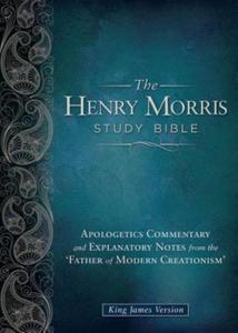 Henry Morris Study Bible-KJV - 2849427147