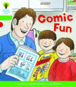 Oxford Reading Tree Biff, Chip and Kipper Stories Decode and Develop: Level 2: Comic Fun - 2904112593