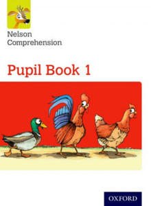 Nelson Comprehension: Year 1/Primary 2: Pupil Book 1 - 2869510786