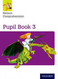 Nelson Comprehension: Year 3/Primary 4: Pupil Book 3 - 2854535931