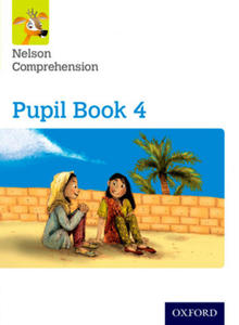 Nelson Comprehension: Year 4/Primary 5: Pupil Book 4 - 2854551331