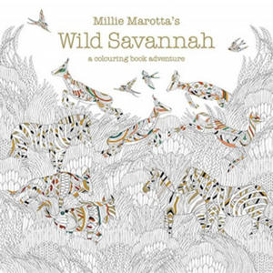 Millie Marotta's Wild Savannah - 2880874113