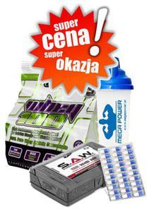TREC Zestaw Whey 100 + SAW + Shaker - 766578113
