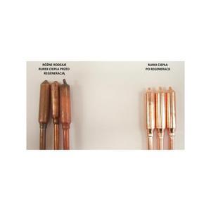 Regeneracja rurek ciepła (heat pipe) - 2825236099