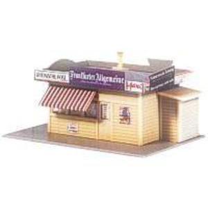 Kiosk z gazetami(nr.kat.131234) - 2823906670