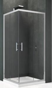 Kabina prysznicowa narożna Kali A 106-109/195 cm produkcji Novellini KALIA106L-1B - 2884153750