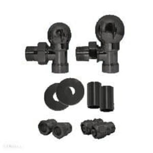Zestaw instalacyjny Ball All in One czarny matowy produkcji Vario Term AZIB24/FK / AZIB24/FP - 2887328632