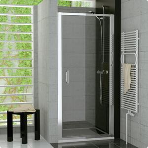 Drzwi jednoczęściowe Top-Line produkcji SanSwiss TOPP07000107 - 2849860362