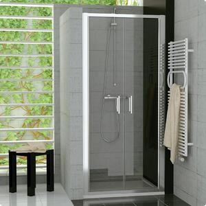 Drzwi dwuczęściowe Top-Line produkcji SanSwiss TOPP207000107 - 2849860366