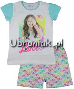 Piżama Soy Luna Like zielona - 2844892607