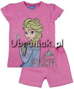 Piżama Kraina Lodu Elsa róż - 2846606308