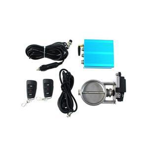Zestaw przepustnicy wydechu elektryczny PRO 70mm EP-EP-097 - 2862593413