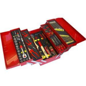Skrzynia narzędziowa, 84pcs, Foam - 2823588817