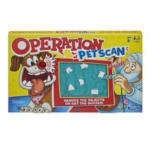 HASBRO GAMING Table Game OPERATION PET SCAN, E9694127 KO - 2858861697