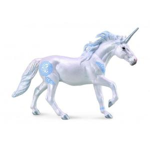 COLLECTA unicorn stallion, blue, 88849 - 2858872030