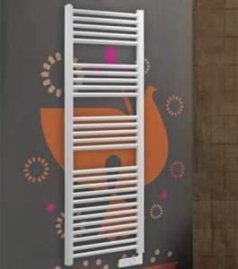 INNSBRUCK łazienkowy suszarko ogrzewacz elektryczny (suszarka) stal 750 W 1375x480 mm I480