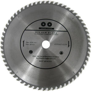 TARCZA DO DREWNA 350 x32 T60 INTER-MIT