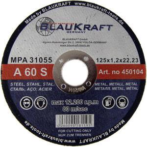 TARCZE DO CIĘCIA 125 x 1,2 x 22,2 mm BLAUKRAFT