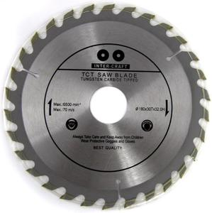TARCZA DO DREWNA 180 x 32 mm T30