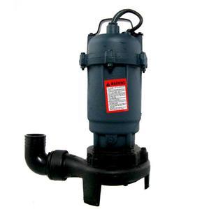 Pompa do wody/szamba z rozdrabniaczem 3150W + noże tnÄ�ce