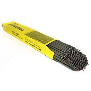 ELEKTRODY SPAWALNICZE 2,5 X 300 MM 2,5 KG ELEKTRODA