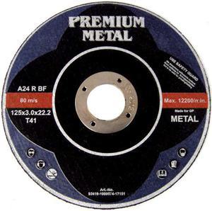 TARCZE DO CIĘCIA 125 x 3,0 x 22,2 mm PREMIUM METAL