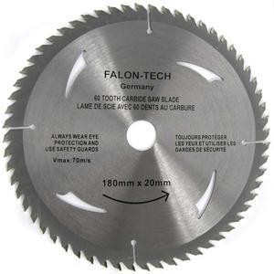 TARCZA DO DREWNA 180 x20 T60 FALON TECH