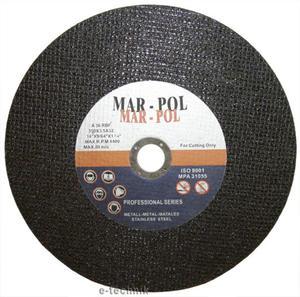 TARCZE DO CIĘCIA 350 x 32 x 3,5 mm MARPOL