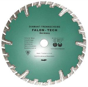 TARCZA DIAMENTOWA 230 mm GŁĘBOKIE CIĘCIE FALON TECH