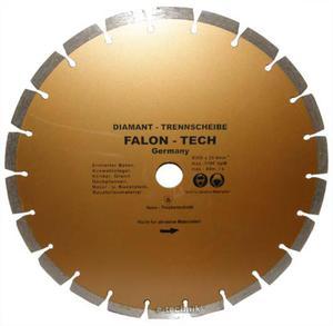 TARCZA DIAMENTOWA 300 mm x 25,4 mm SEGMENT FALON TECH