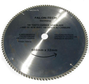 TARCZA DO DREWNA 400 x32 T108 FALON TECH