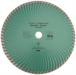 TARCZA DIAMENTOWA 230 x 22,2 mm TURBO FALON TECH