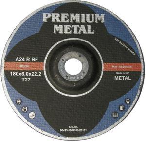 TRACZE DO CIĘCIA METALU 180 x 6 x 22,2 mm PREWMIUM METAL