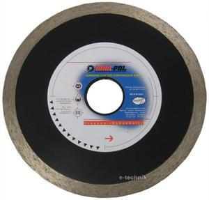 TARCZA DIAMENTOWA DO CIĘCIA NA MOKRO 125 x 22,2 mm MAR POL