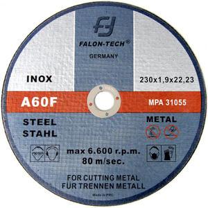 TARCZE DO CIĘCIA 230 x1,9x 22,2 Falon Tech