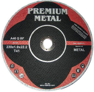 TARCZE DO CIĘCIA 230 x1,9x 22,2 PREMIUM METAL