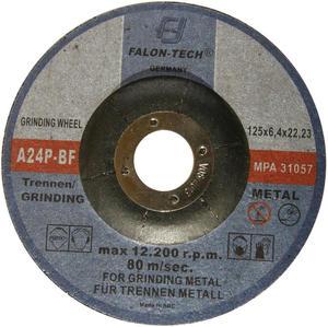 TARCZE DO CIĘCIA 125 x 6,4 x 22,2 mm FALON TECH
