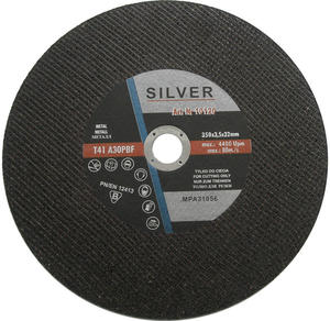 TARCZE DO CIĘCIA METALU 350 x 3.5 x 32 mm SILVER METAL