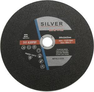 TARCZE DO CIĘCIA METALU 300 x 3 x 32 mm SILVER METAL