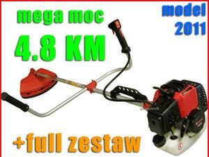 KOSA SPALINOWA DEMON 3,5 KW - 4,8 KM RQ480