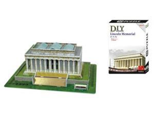 Mauzoleum Abrahama Lincolna składanka - 2850350917