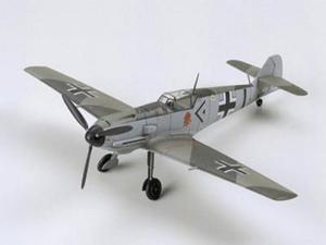 Samolot Messerschmitt Bf109 E-3 - 2850350969